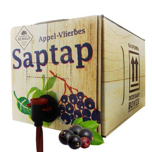 原價1,680元的【荷蘭原裝 SCHULP】鮮榨蘋果接骨木莓原汁(5000ml)...