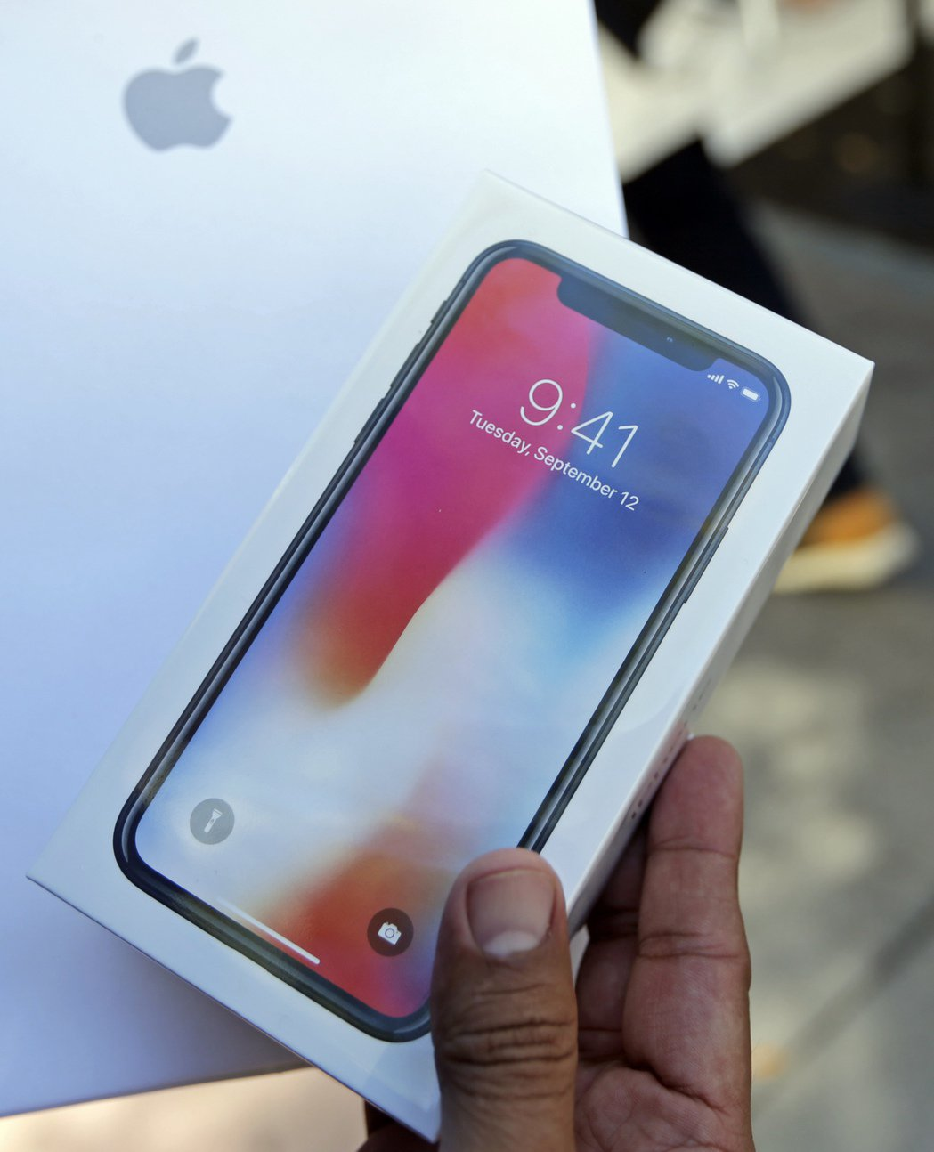 iPhone X共有201家供應商,其中52家位在台灣。