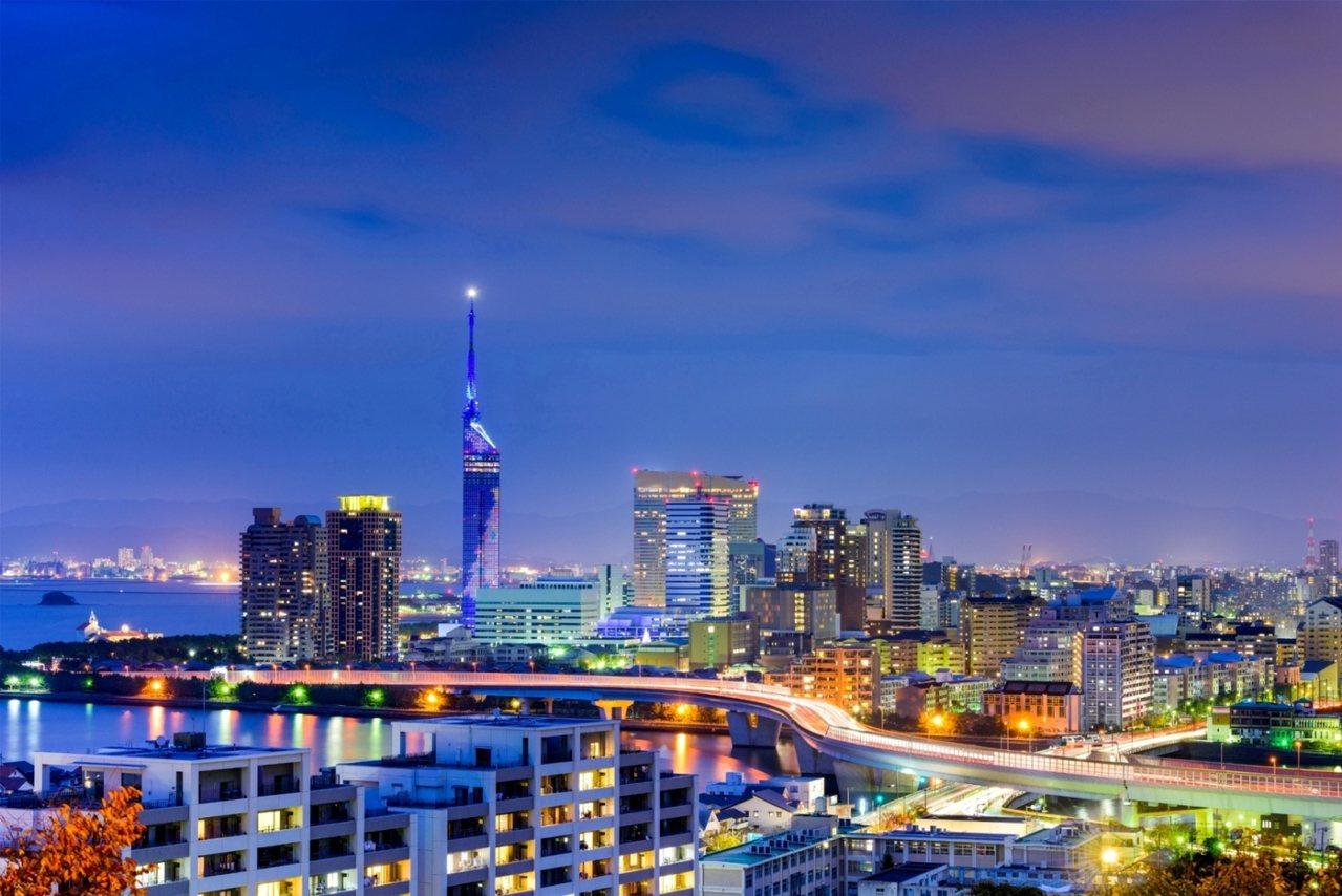「日本福岡」有著購物天堂的稱號,最佳購物地點則是佔地萬坪的運河城。圖/Booki...