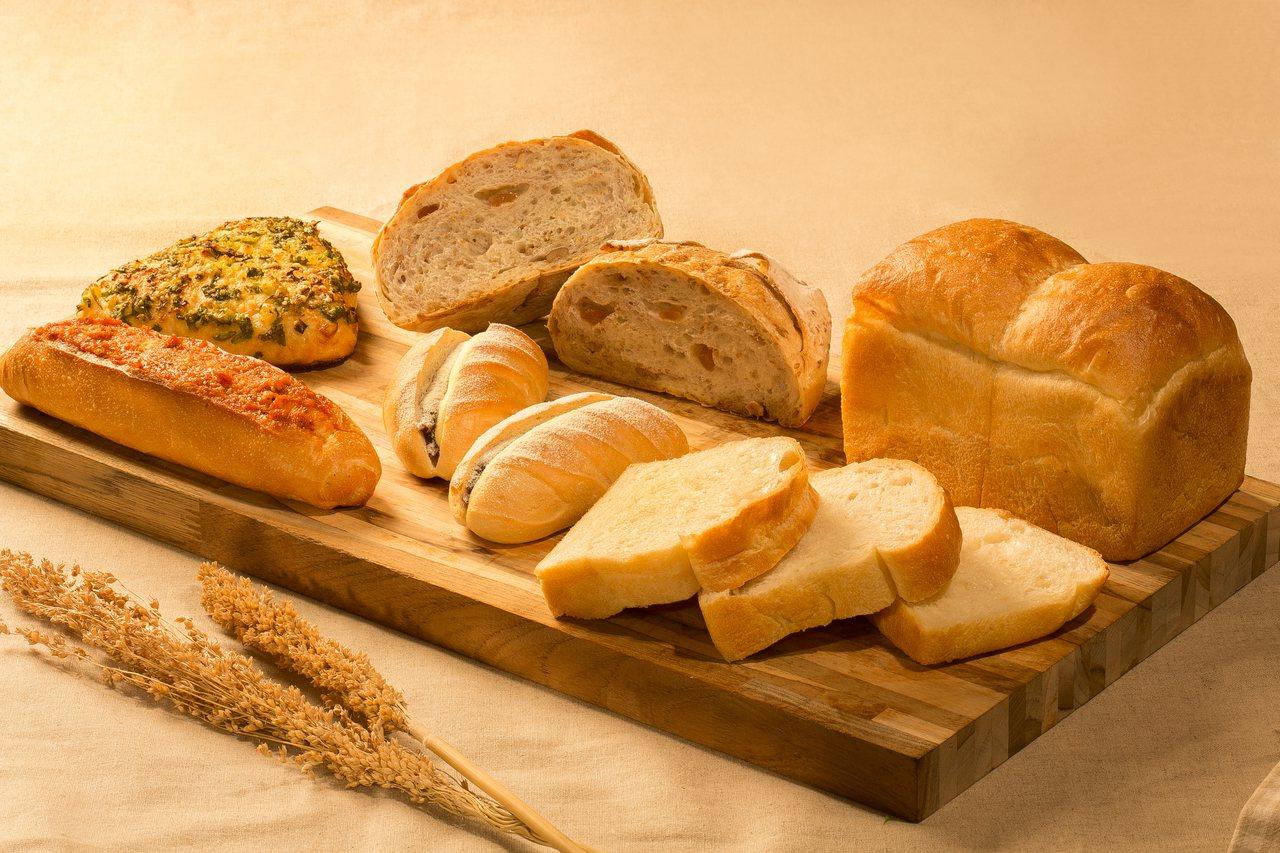 周三品牌日,麵包、甜點全面85折。圖/台北國賓大飯店提供