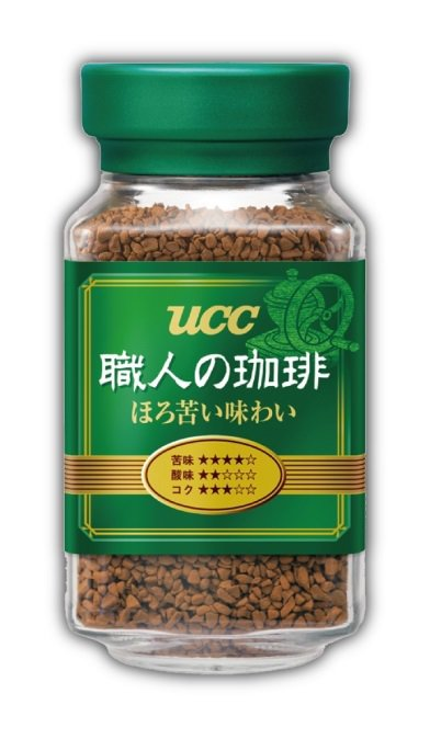 UCC職人香濃綜合即溶咖啡,單罐特價255元,買1送1。圖/全聯提供