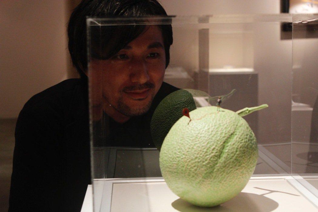 微型平面攝影師田中達也,重新打造日常物品嶄新的一面。圖/寬宏提供