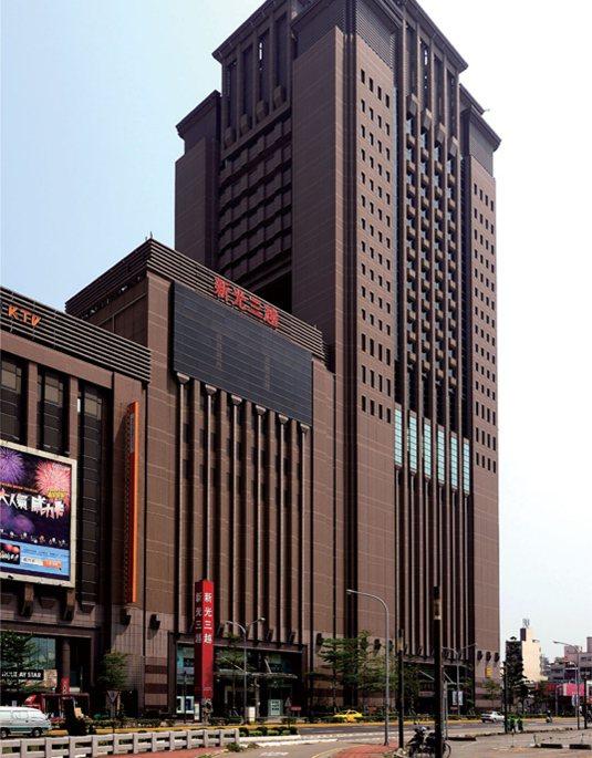 新光三越新竹中華店將於明年三月暫別新竹市場。圖/摘自新光三越官網