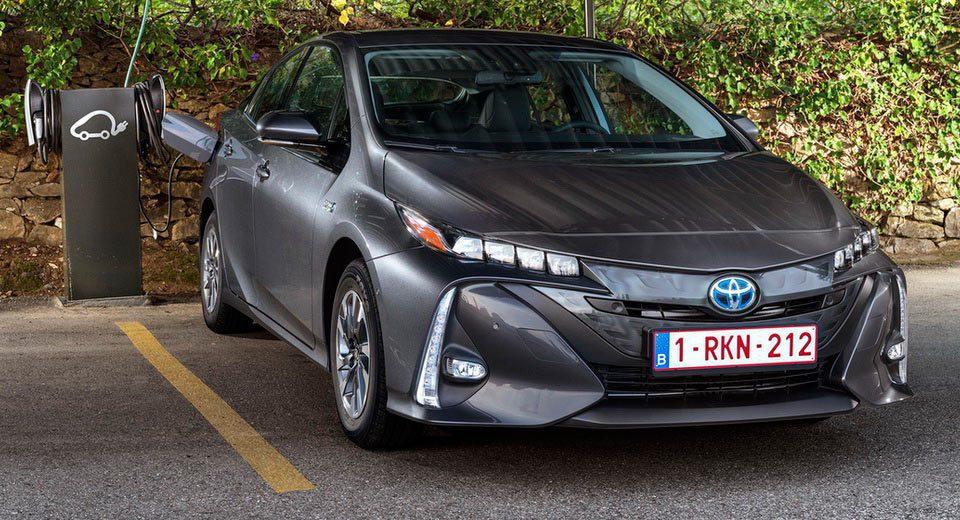 Toyota宣布2020年將推出十款電動車。 摘自Toyota