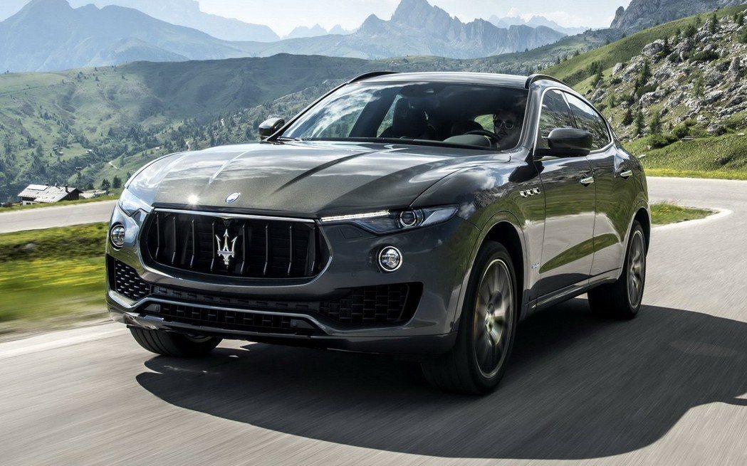 Maserati Levante。 摘自Maserati