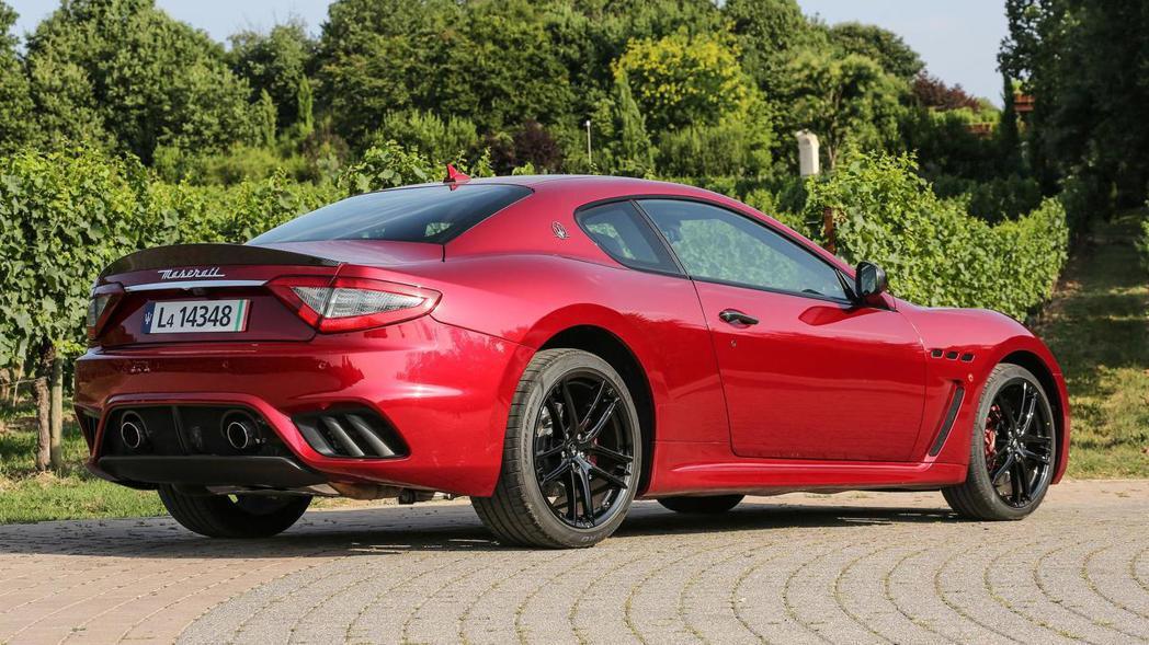 Maserati GranTurismo。 摘自Maserati
