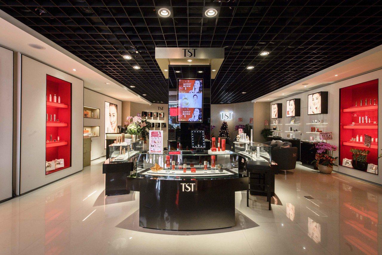 「Tin'Secret庭秘密」於台北東區打造全台灣首間旗艦門市。圖/Tin'Se...