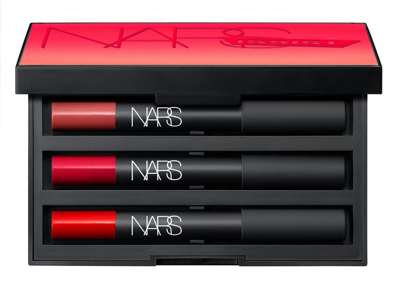 NARSissist 自戀紅唇唇彩盤,2,200元。圖/NARS提供