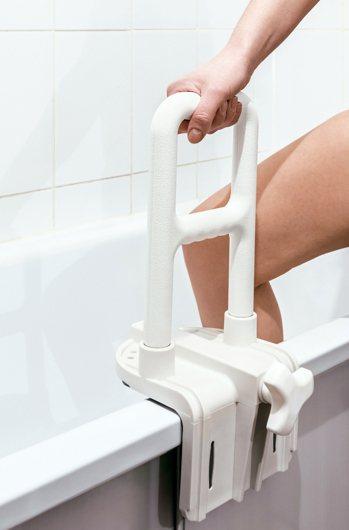 浴室加裝扶手、止滑
