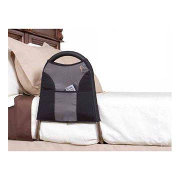 Stander 攜帶式床用扶手只要壓在床墊下,上下床就有所支撐。輕鬆攜帶易安...