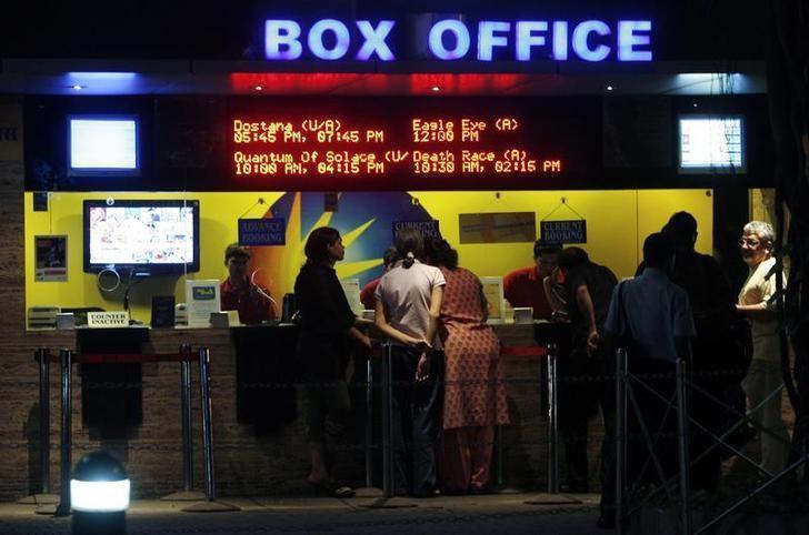 電影票變貴讓民眾看電影時更挑剔,也影響買票進場意願。 路透