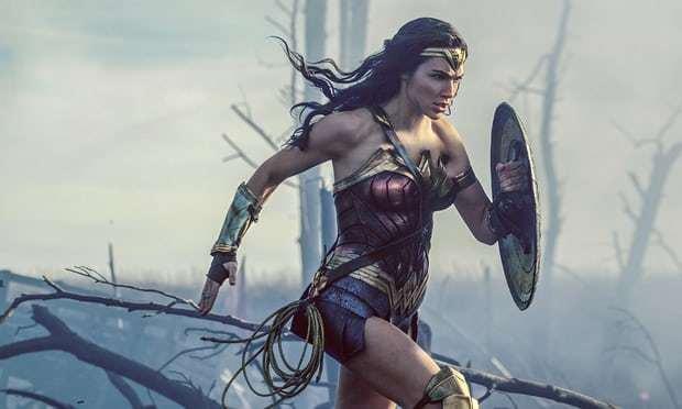 神力女超人叫好叫座,但無法拯救逾20年來最差的北美暑假票房。 美聯社