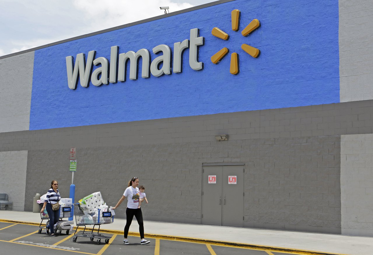 沃爾瑪廢除入店行竊懲罰措施,法庭稱其為「敲詐」。 編譯組/攝影
