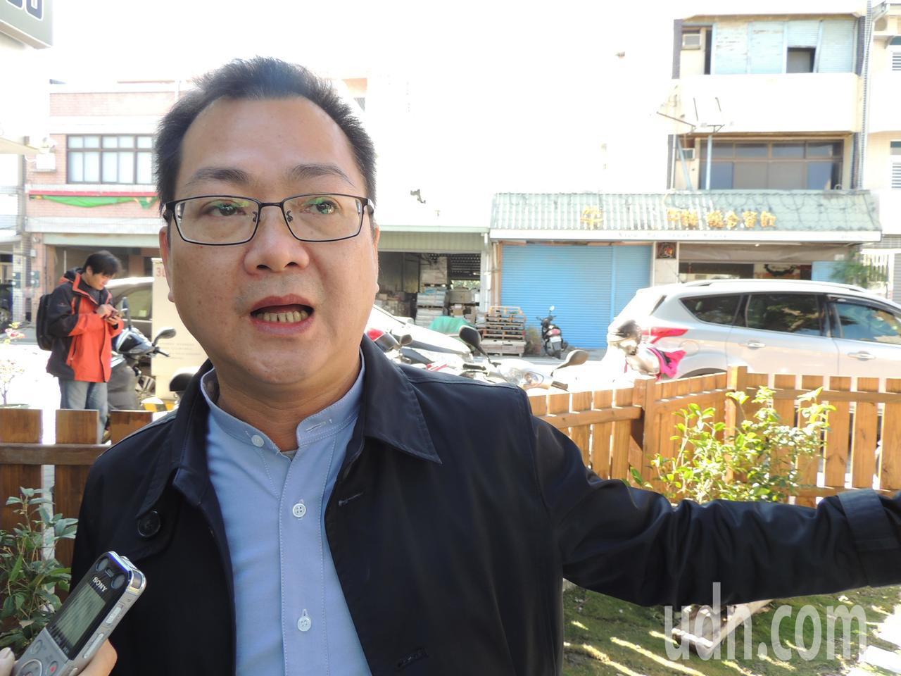 電影導演黃朝亮創建品牌「太麻里文創咖啡」台灣本店昨在台東市開幕。記者羅紹平/攝影