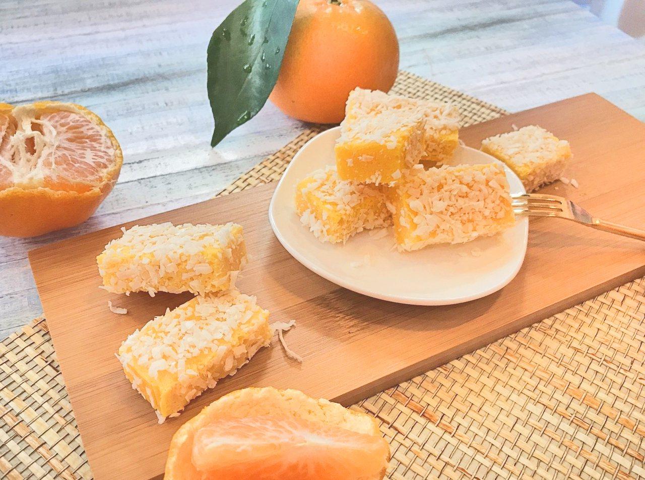 柑橘涼糕。圖/主辦單位提供