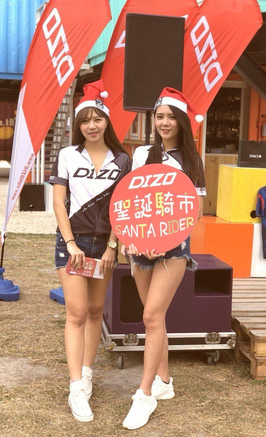 聖誕騎市逗陣來集盒。 DIZO/提供