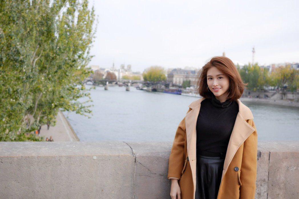 黃若熙來台推出新輯「獲得」。圖/杰思國際娛樂提供