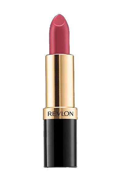REVLON露華濃經典璀璨唇膏#445柚色玫瑰熱賣到缺貨。圖/屈臣氏提供