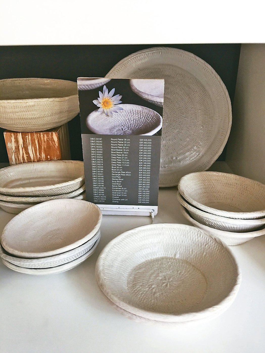 「Kevala」是當地手作陶瓷家用品店,宗旨是用職人手感來傳遞峇里島追求和諧的傳...