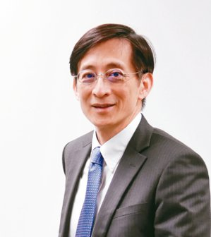 SAS台灣總經理陳愷新 本報系資料庫