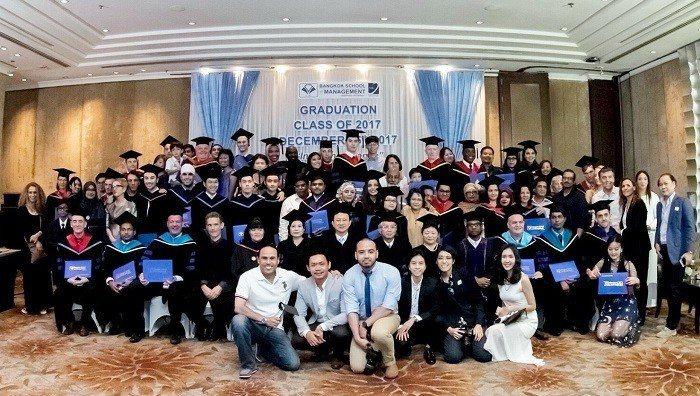 泰國曼谷管理學院學生國籍多達二十餘國,是極為國際化的教育機構。 曼谷管理學院/提...