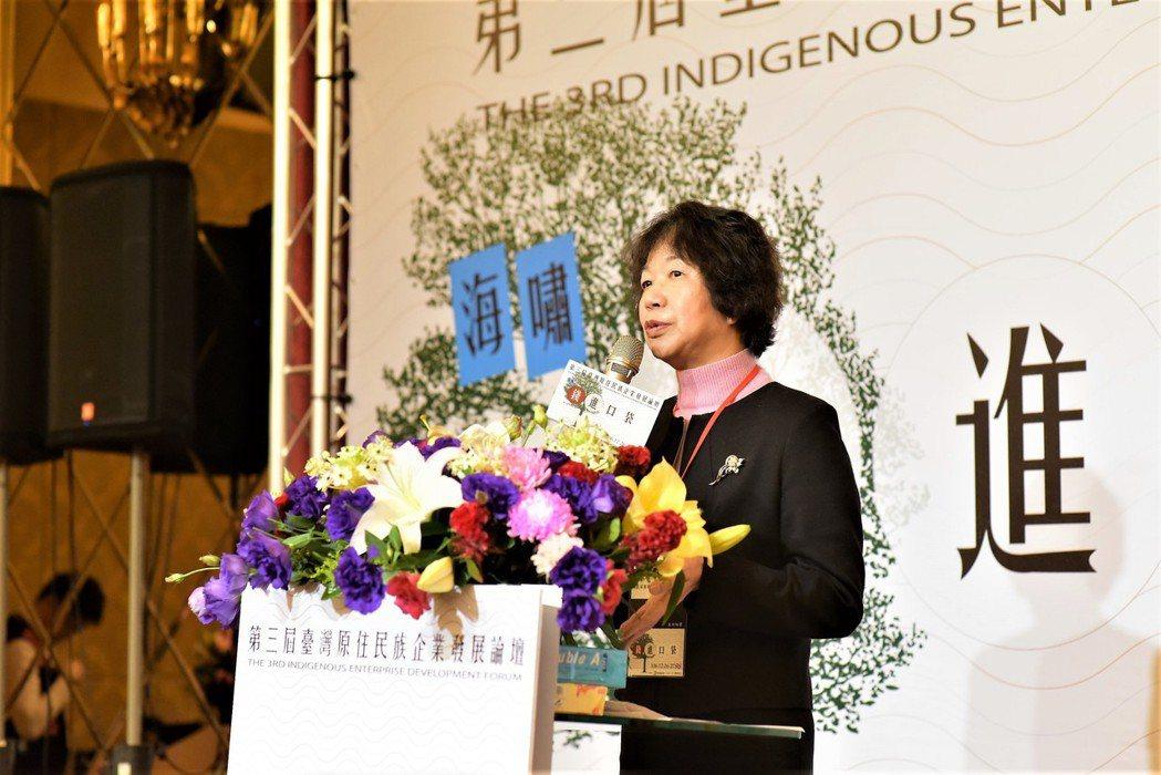 原民會主任秘書葉月津出席活動表示,為使政策得以延續,將於107年度起透過「原住民...