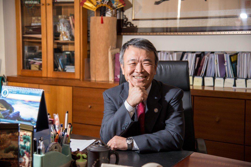 第一科大現任校長陳振遠。 圖/義守大學提供