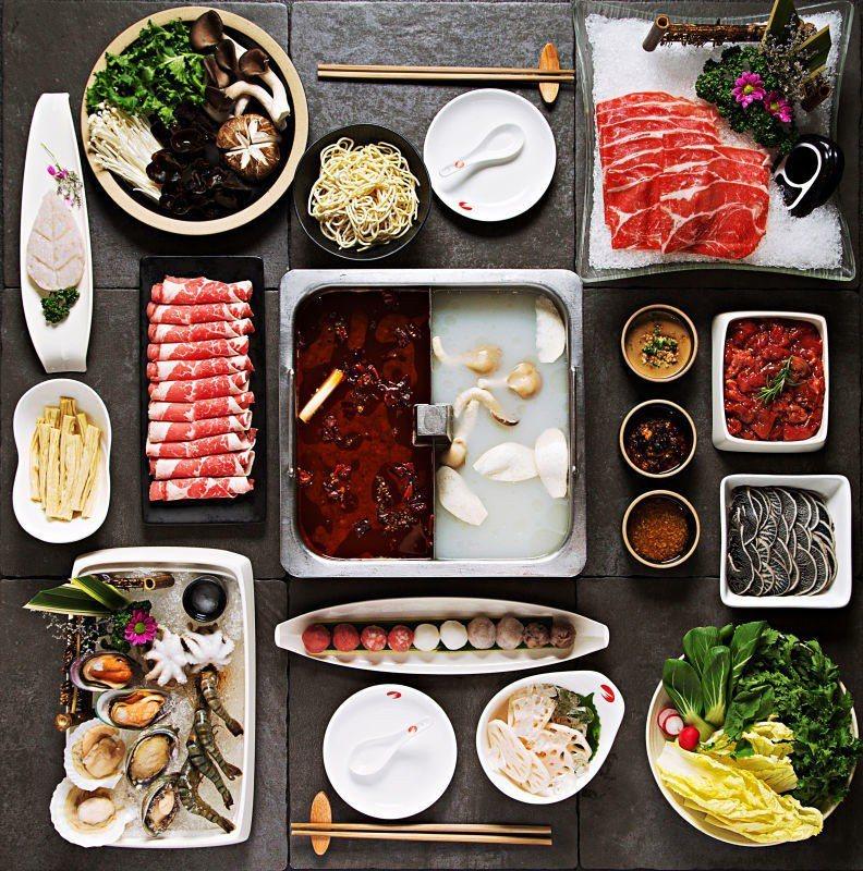 以「肉麻式服務」著稱的海底撈。圖/海底撈提供