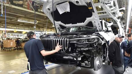 大鼻孔要來囉 全新BMW X7預約洛杉磯車展首演