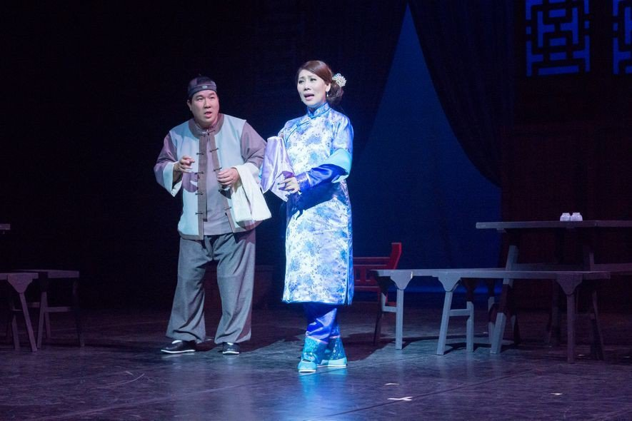 (圖)春河劇團 創辦人兼團長 郎祖筠《步步驚喜之吳門真煩傳》