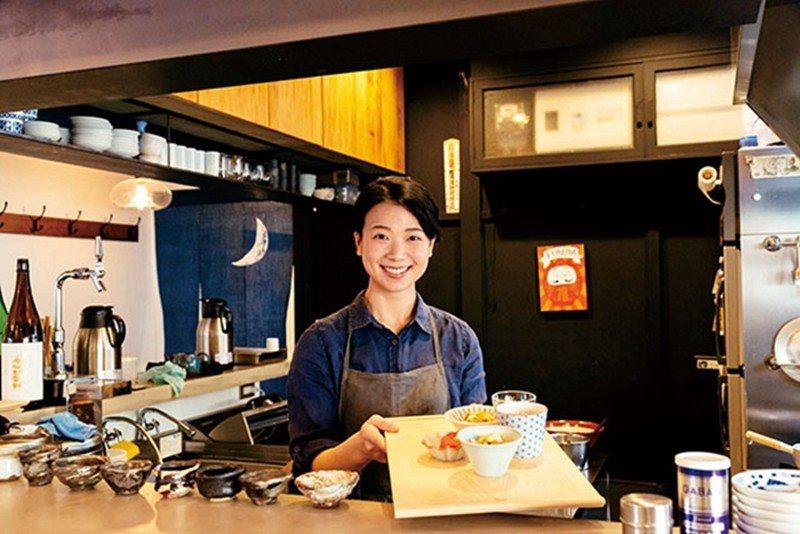 每天早上7點半開始供應的早餐Menu,以山形風味噌湯與白飯、小菜為主,全部都由店...