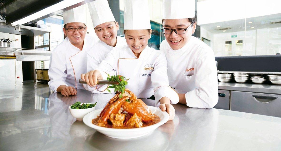 新光三越台北信義新天地A8 3樓獨家引進新加坡代表美食「珍寶海鮮」餐廳,成為民眾...