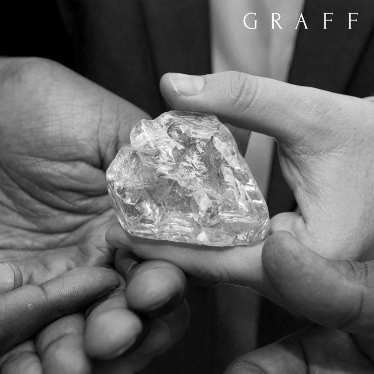 709克拉的「和平之鑽」(Peace Diamond),是獅子山共和國有史以來發...