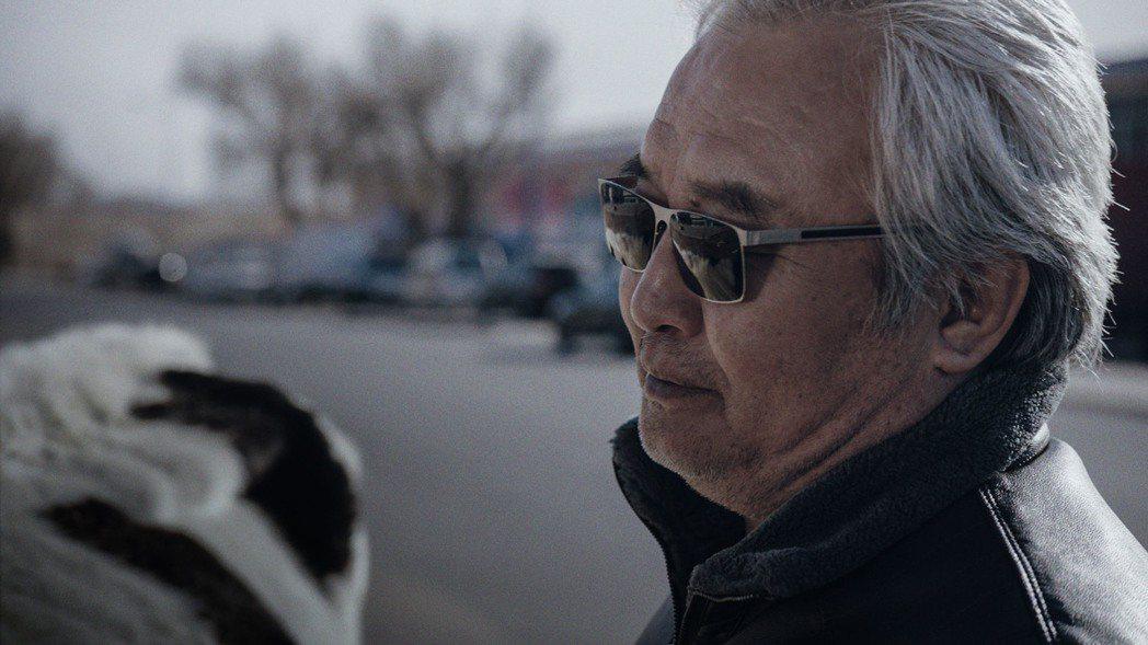 大陸資深影星涂們以「老獸」拿下今年金馬獎最佳男主角。圖/華映提供