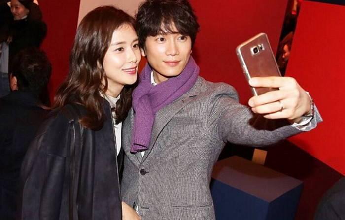 池城與老婆李寶英雙雙入圍今年「SBS演技大賞」大賞,夫妻爭同獎,將成焦點。圖/擷