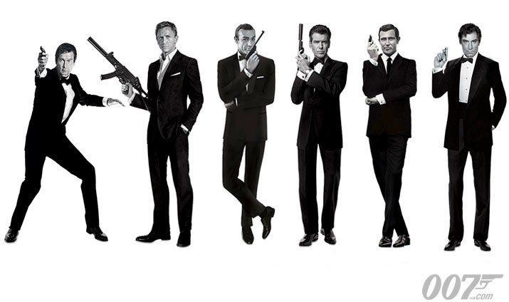 6位龐德,在影迷心目中評價不一,最新的影評中又顛覆過往公眾的看法。圖/摘自007