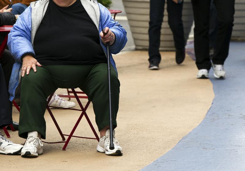 統計指出,美國人最常許下的新年新希望是減肥。 路透