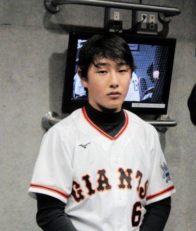 日本職棒退役名將清原和博的兒子清原勝兒。 截圖自推特