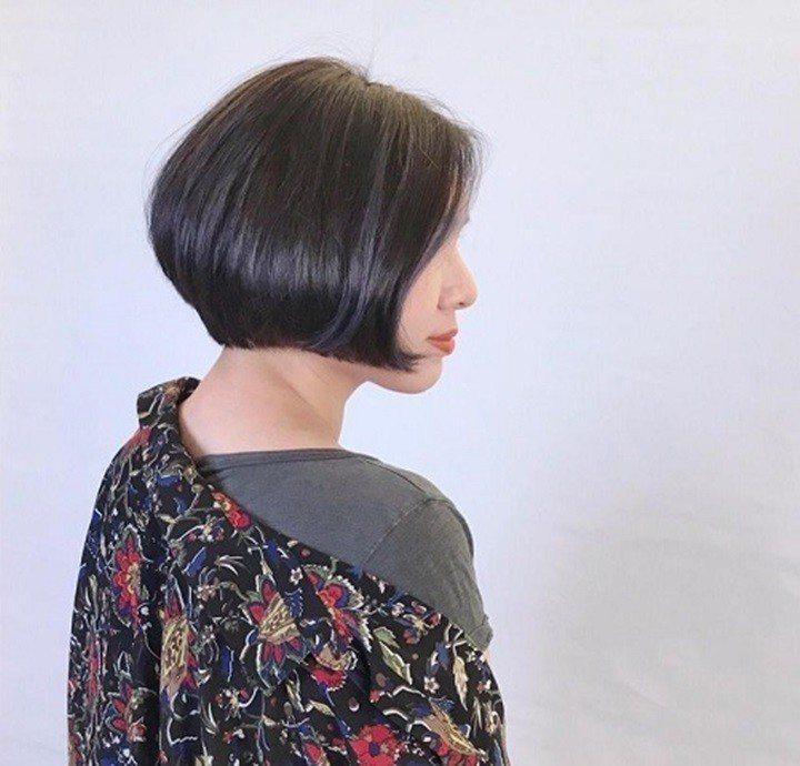 髮型創作/MEG。圖/HairMap美髮地圖提供