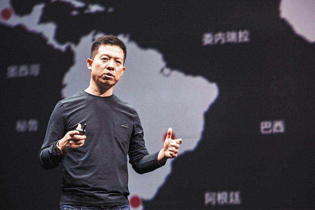 前樂視網董事長賈躍亭目前仍滯留海外,遲未返回中國大陸。 本報系資料庫