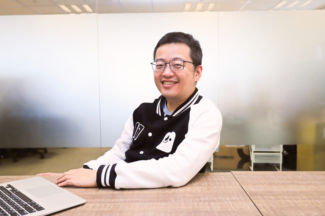 M17 Entertainment集團財務長顧尚修。 彭子豪/攝影