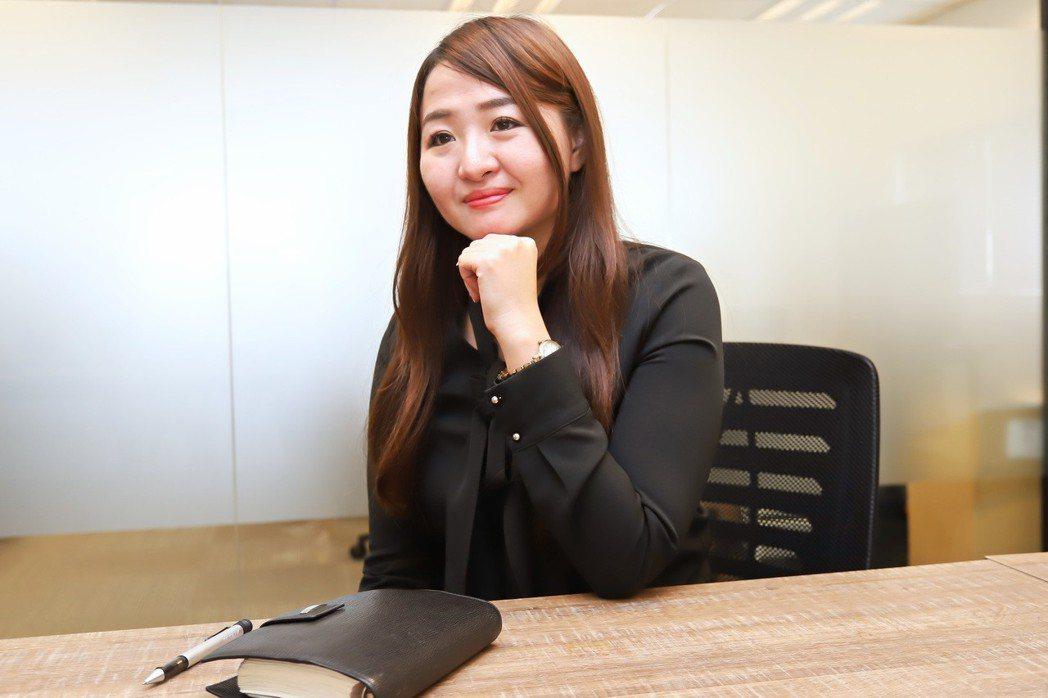 17 Media經紀事業發展部副總裁鄭光瑜。 彭子豪/攝影