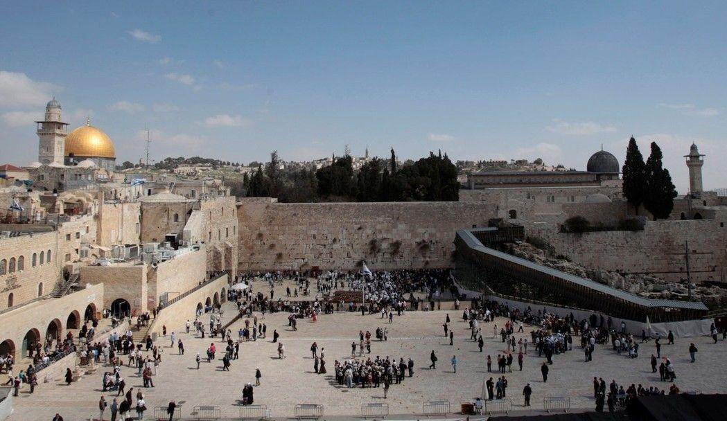 美國承認耶路撒冷為以色列首都的爭議性決定,引發巴勒斯坦抗議。 (路透資料照)