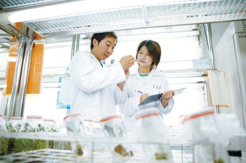 明道大學整合研發資源,產學合作成功案例斐然。 明道大學/提供。