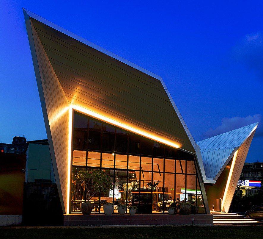 (圖)元澤設計 設計作品《鳳凰花園 接待會館》