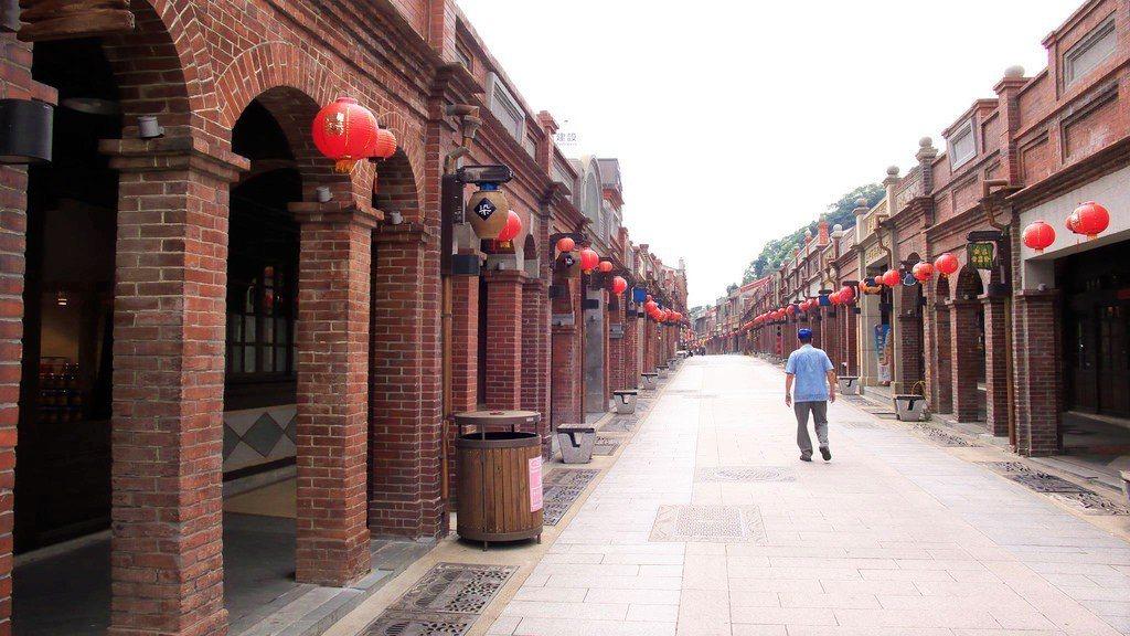 ▲三峽老街。(圖/攝影者:Yu-Ching Chu, Flickr CC Lic...