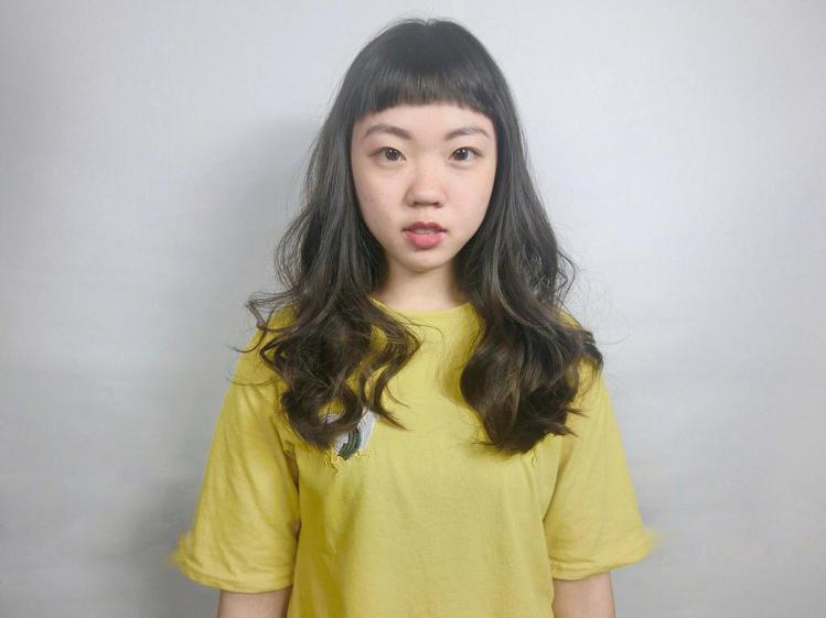 髮型創作/Johnson Wu。圖/HairMap美髮地圖提供