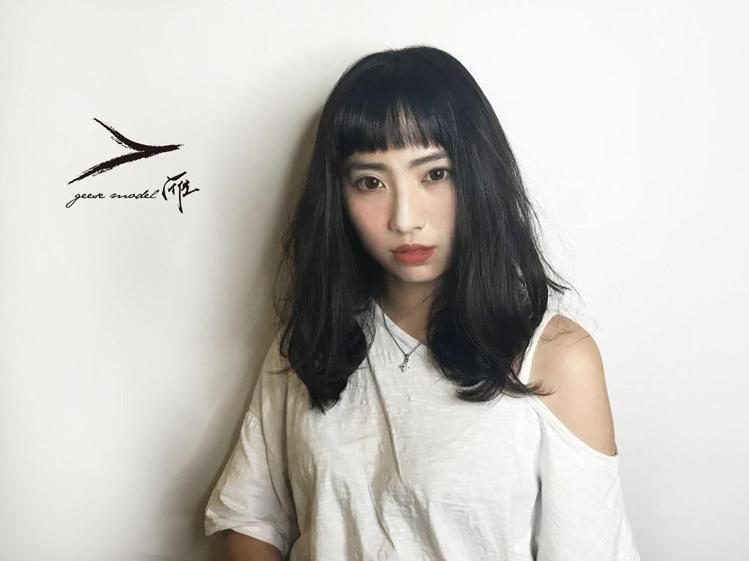 髮型創作/Anna.L 林芃。圖/HairMap美髮地圖提供