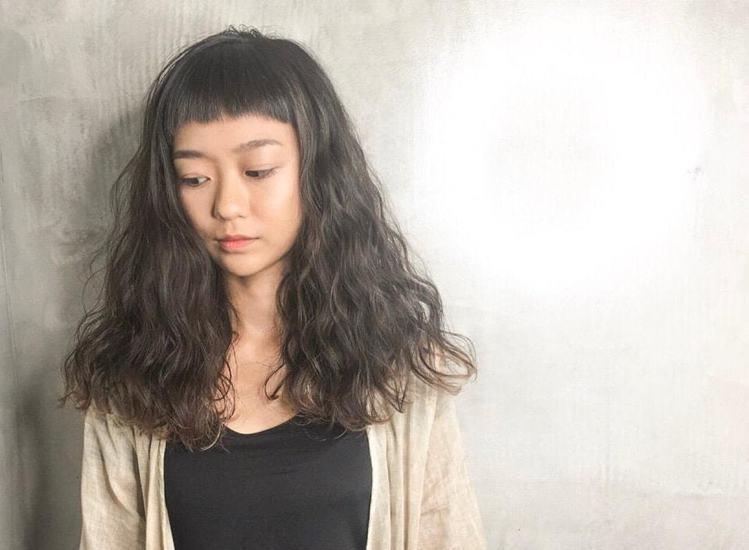 髮型創作/ Daimei 岱眉。圖/HairMap美髮地圖提供