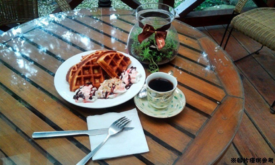 美味的下午茶套餐。(圖片提供/雄獅旅遊)